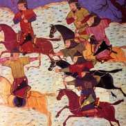 カルカ河畔の戦い 四駿四狗