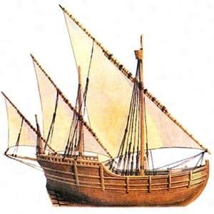 キャラヴェル船