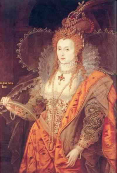 エリザベス1世 エリザベス1世と植民地帝国への端緒