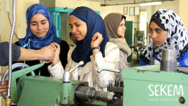 "SEKEMs Vocational Training Centre Celebrates ""Girl's Day"""