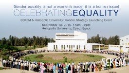 Celebrating Equality – SEKEM launches its Gender Strategy