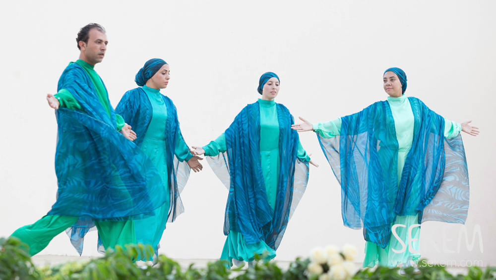 Eurythmy SEKEM 38th Anniversary