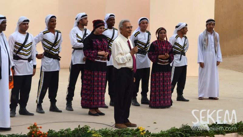 Bedouin Dance Group SEKEM Spring Festival 2016