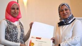 Training at SEKEM_Certification