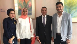 First Graduates SEKEM Heliopolis University