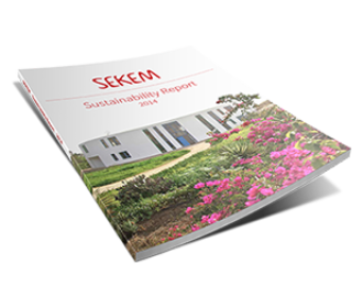 SEKEM Sustainability Report 2014