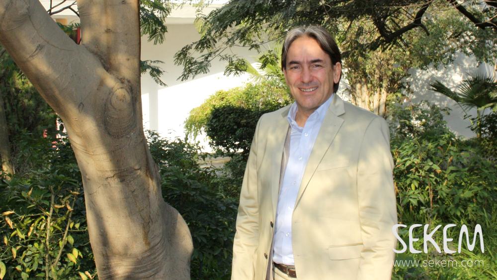 Helmy Abouleish CEO SEKEM