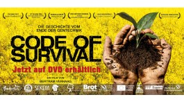 "SEKEM in Cinema and on DVD in Award-winning Documentary ""Code of Survival"""
