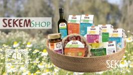 SEKEM Online Shop Demeter-Produkte