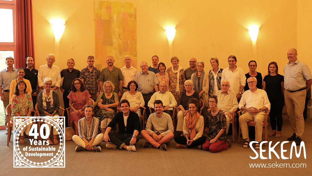 International Meeting of the SEKEM Friends Associations