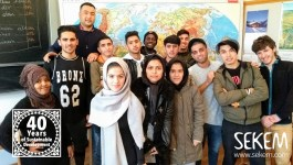 Providing a New Home for Refugees: Crowdfunding for International Class in Graz