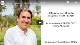 Helmy Abouleish über die Gesundheitssituation in Ägypten