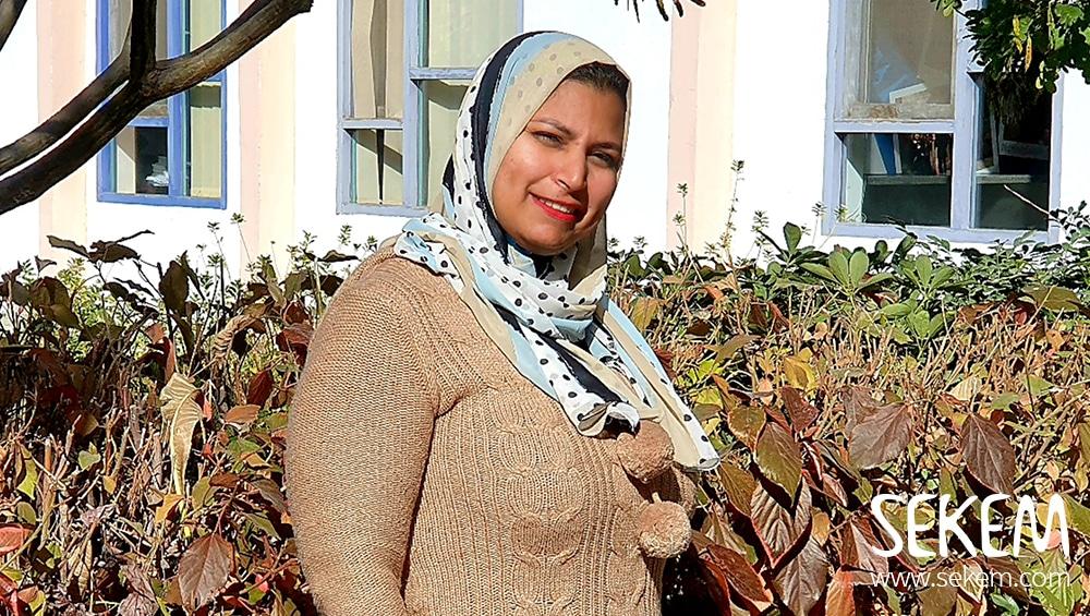 People in SEKEM: Samar Blasy