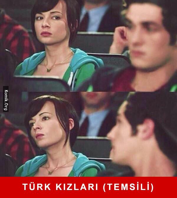 Kizlari chat turk Turk kizi