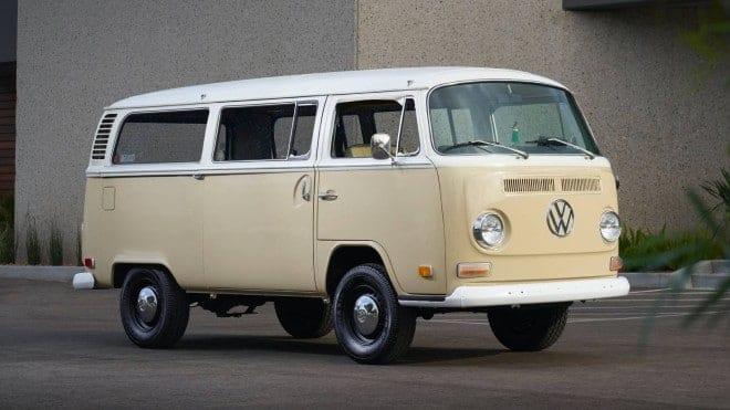 1972 Volkswagen T2
