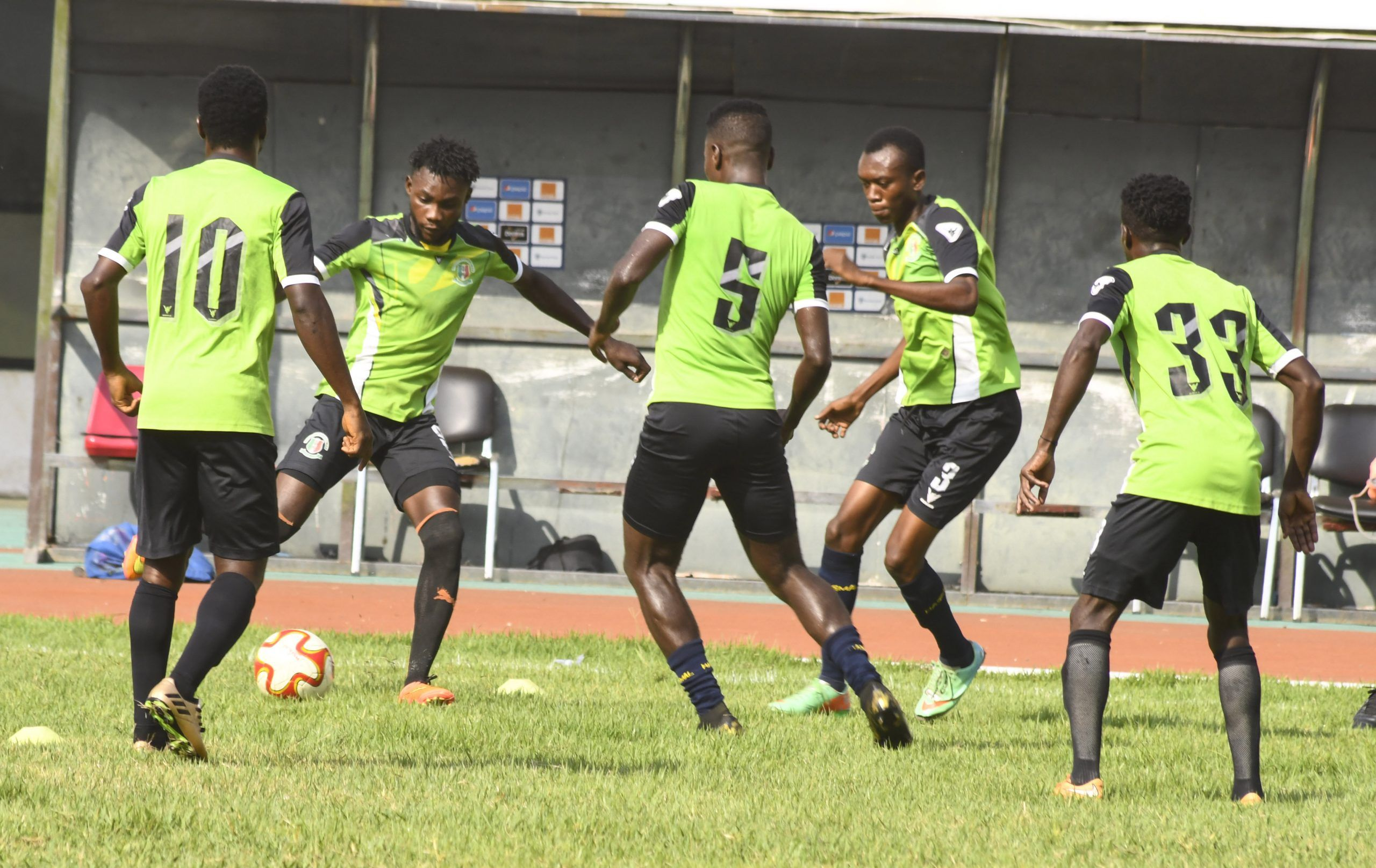 Match Report: Hasaacas ousted from FA Cup