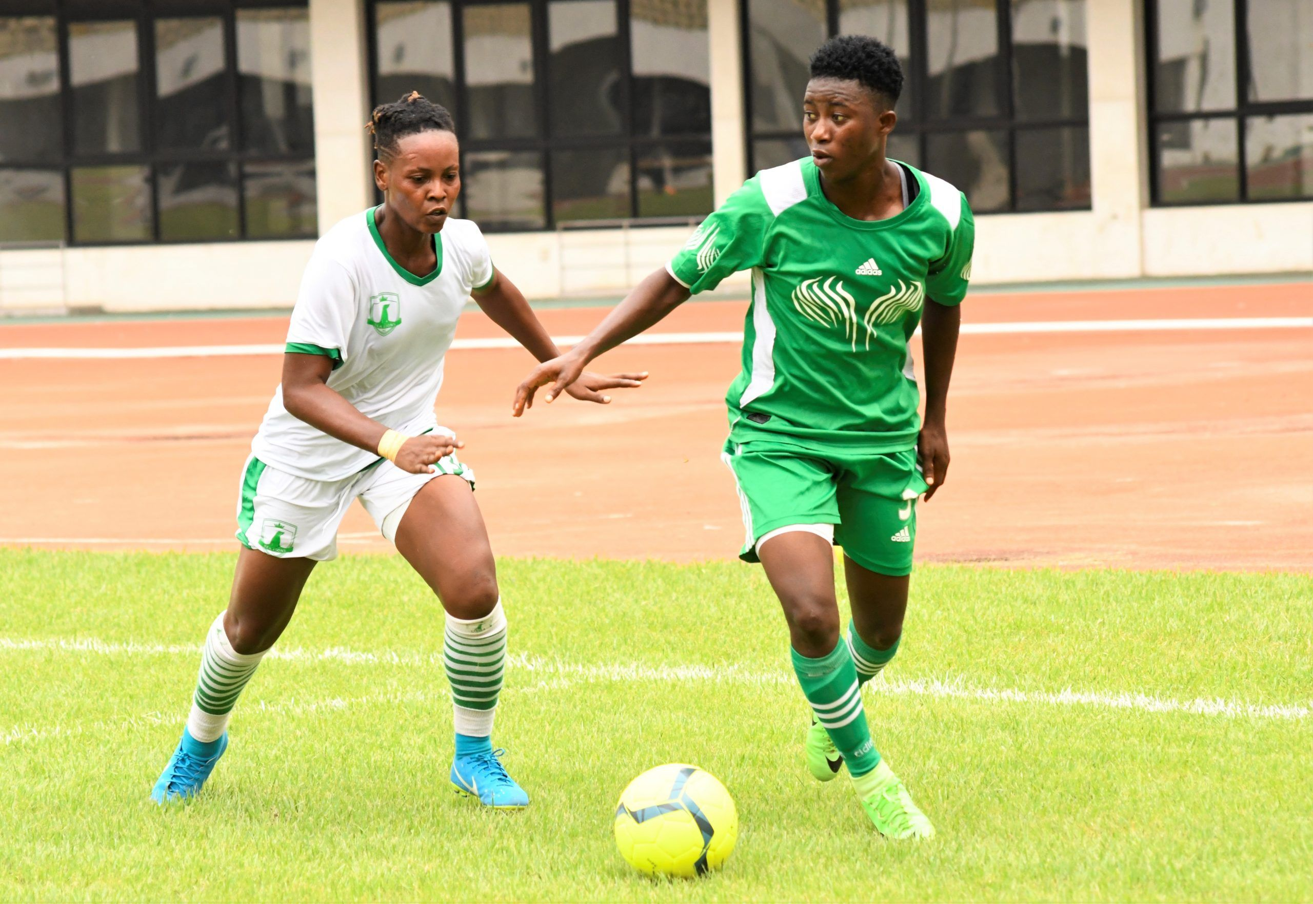 Hasaacas Ladies draw Blessed Ladies in Cup round of 32