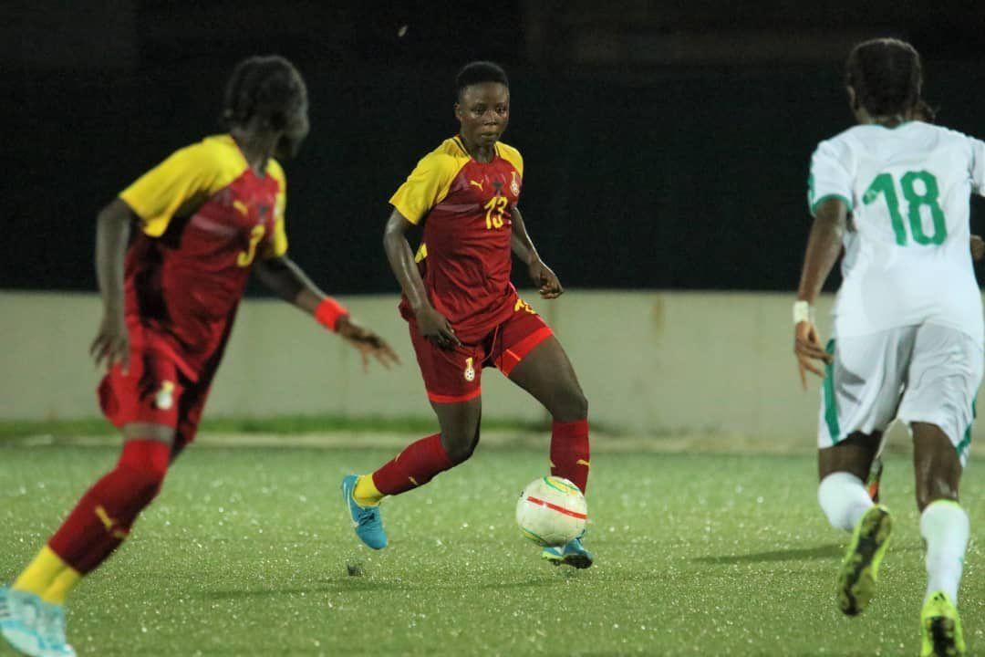 """Evelyn Badu is a star in the making"" – Black Queens Coach"