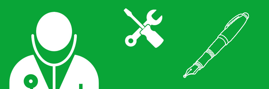 Schreibgeraete - Reparatur