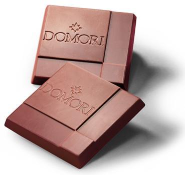 Kostki czekolady Domori