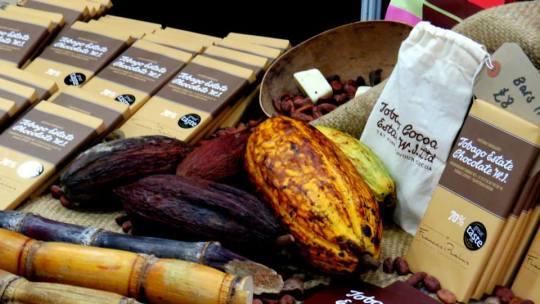 Tobago Estate Chocolate