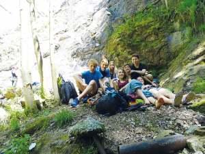 Klettern, Baden, Grillen