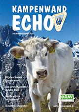 Kampenwand Echo Tourenprogramm 2020