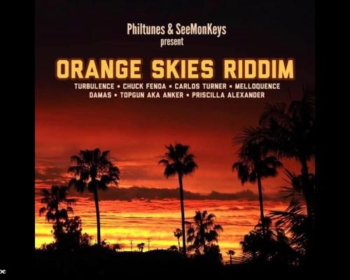 Chuck Fenda – Sweet Sound & Melody [Orange Skies Riddim]
