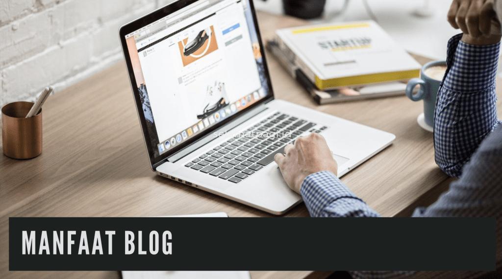 Manfaat Blog Informasi