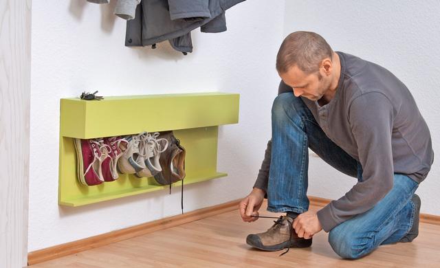 Garderobe Selber Bauen: Tipps U0026 Ideen | Einrichten U0026 Mobiliar U2026