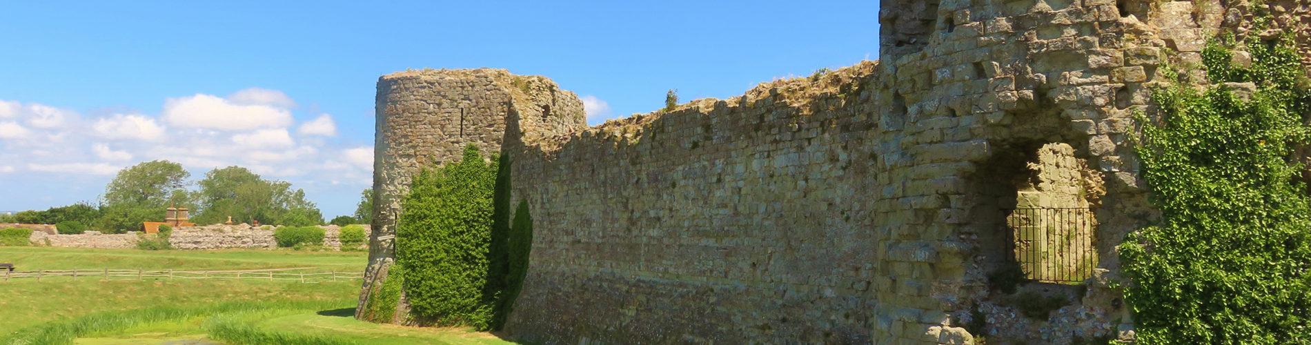 SELCS - Pevensey Castle