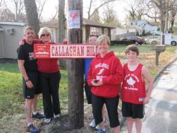 Callaghan Family