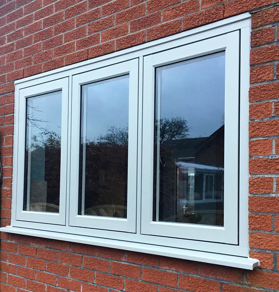 Flush Fit Windows : Heritage range windows in preston chorley leyland