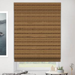 Premier Woven Wood Shades From