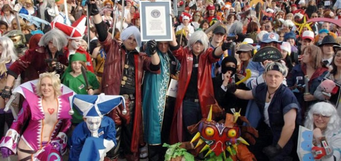 BBC - Guiness World Record - Cosplay Number Index