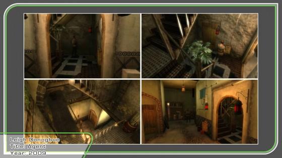 Agent - Cenários 01 - PS4