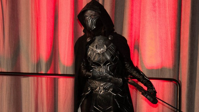 The Elder Scrolls V - Skyrim - Cosplay da Karliah - Nightingale Sentinels - Index