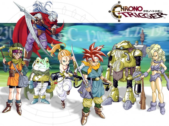 video games osts chrono trigger