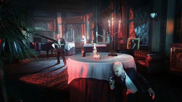 hitman absolution lancamentos novembro 2012