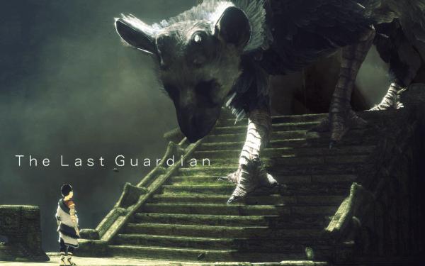 The Last Guardian Games Next-Gen