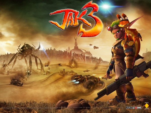 Jak and Daxter 3 Wallpaper