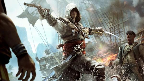Assassin's Creed IV Wallpaper Edward Kenway