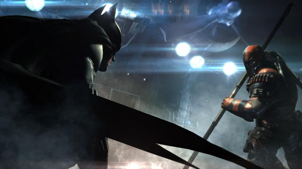 Batman Arkham Origins trailer Deathstroke