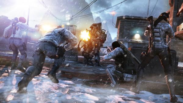 Fuse Trailer Snow Gameplay Screenshot