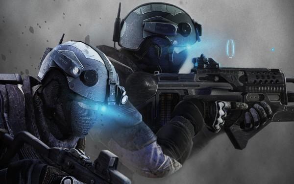 Ghost Recon Future Soldier Wallpaper HD 2880x1800