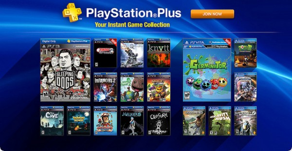 Playstation Plus Maio 2013
