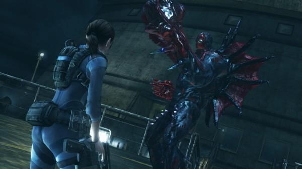games lançamentos maio Resident Evil Revelations Raid Mode New Enemy