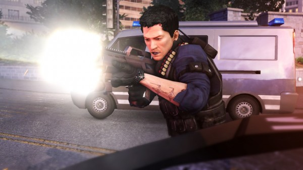 Sleeping Dogs Year of the Snake DLC Screenshot