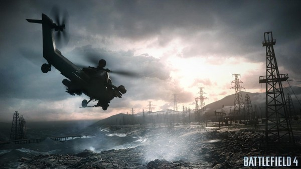 Battlefield 4 Chopper
