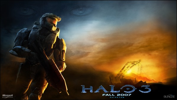 Xbox 360 Halo 3 Wallpaper Master Chief Emotion Landscape